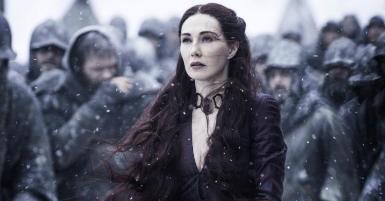'Game of Thrones': Melisandre-profeti fra sæson 3 spåede udfaldet af The Battle of Winterfell