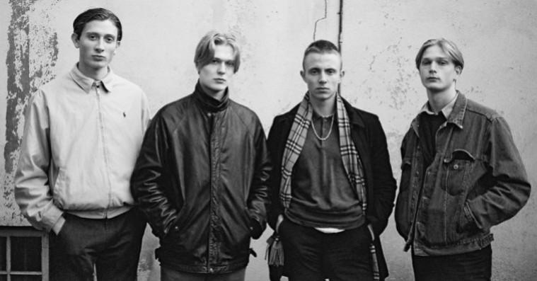 Dansk rock til Frost: Communions, Palace Winter og The Entrepreneurs spiller i Himmelrummet