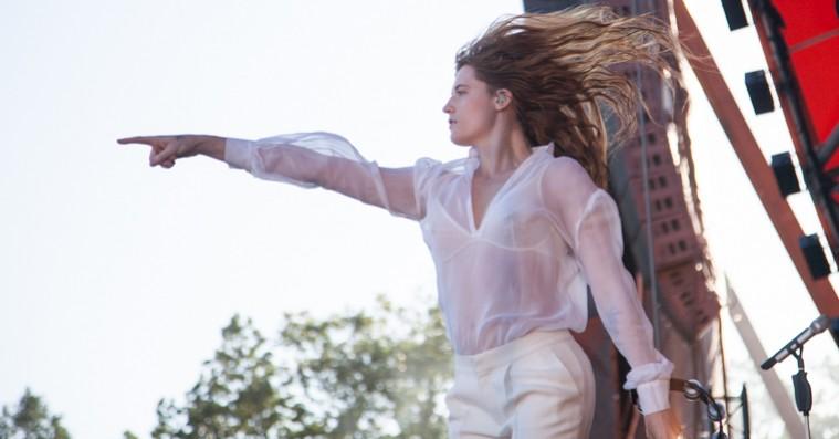 Florence + The Machine – en superstjerne blev født