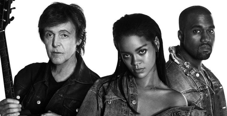 Mccartney-Kanye-Rihanna