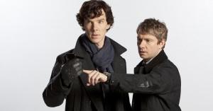 Trailer: Benedict Cumberbatch og Martin Freeman i ny 'Sherlock Holmes'