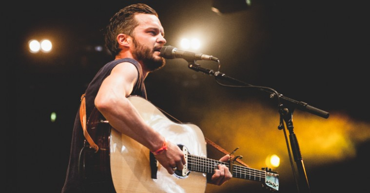 The Tallest Man on Earth – en sløv dag på kontoret