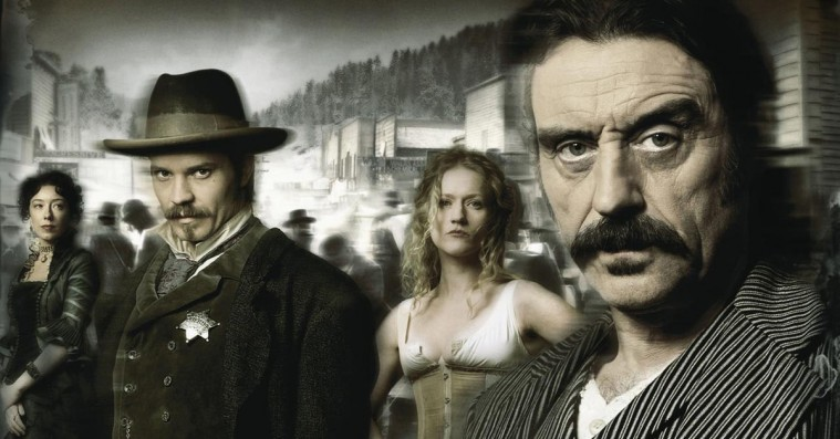 HBO arbejder på 'Deadwood'-film