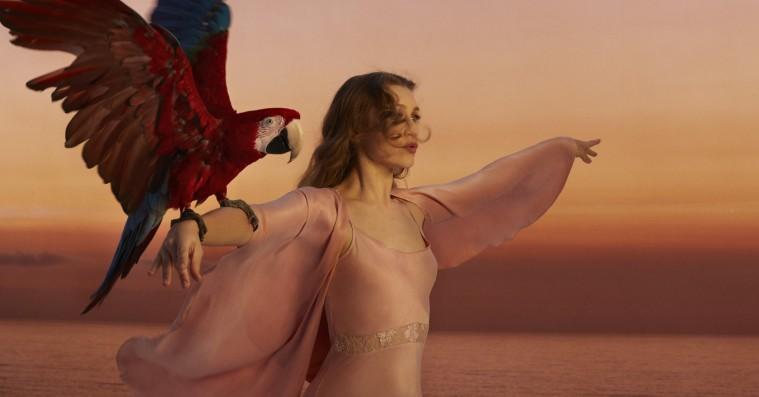 Joanna Newsoms sangskrivning er helt forankret i sin egen naturlige særhed