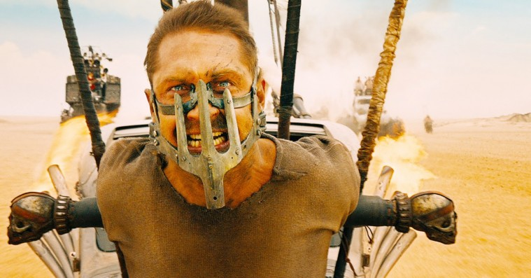 Zoe Kravitz bekræfter: Tom Hardy og Charlize Theron kunne ikke sammen under 'Mad Max: Fury Road'