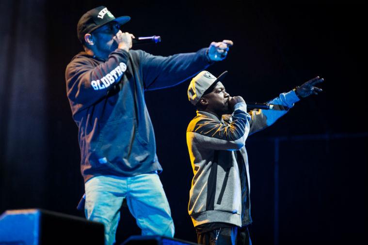 5. Mobb Deep gjorde New York-rappen mørkere end nogensinde før med 'The Infamous' fra 1995, der inkluderede hittet 'Shook Ones, pt. 2'. Men det var faktisk ikke deres første udgivelse – hvad hed duoens debut?