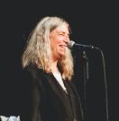 Gåsehud til Patti Smiths fremførsel af 'Horses' i Det Kongelige Teater