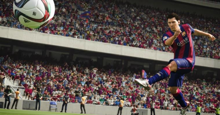 'FIFA 16' er en solid, men upræcis aflevering