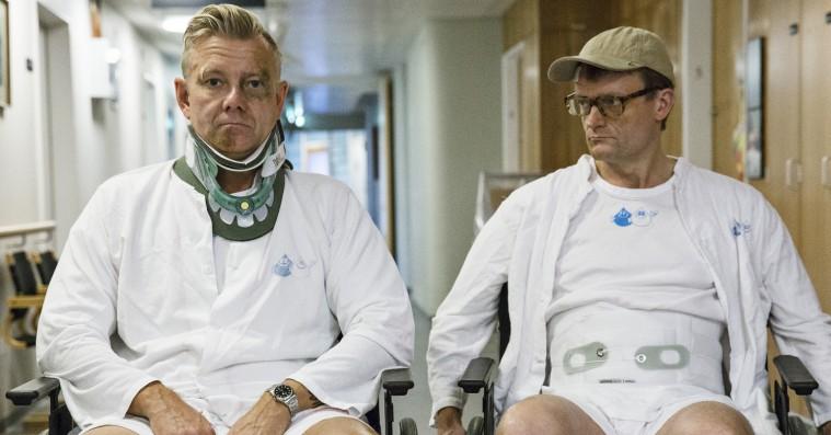 Frank Hvam og Casper Christensen arbejder på ny 'Klovn'-film