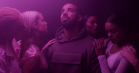 Video: Drake og Majid Jordan holder haremsfest