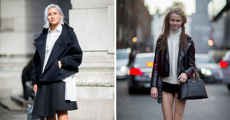 Street Style London Fashion Week Street Style
