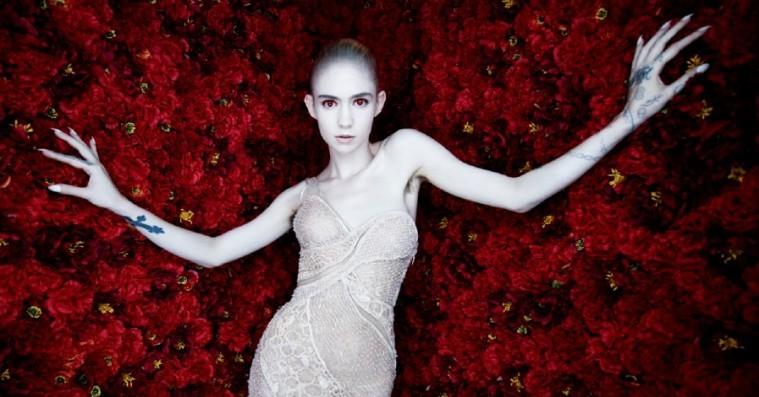 Grimes har lavet et anti-cool popalbum, der giver fuckfinger til konventionerne