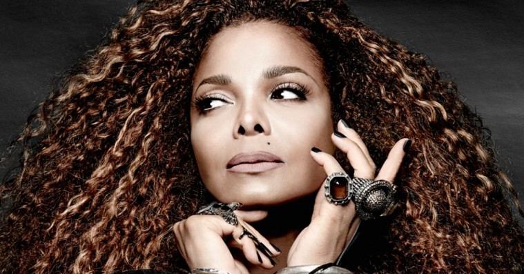Janet Jackson giver sid-ned-koncert i Forum