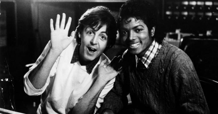 Hør ny version af Paul McCartney og Michael Jackson-samarbejdet 'Say Say Say' – med nye MJ-vokalspor!