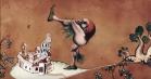 Video: Monty Python udgiver aldrig før sete animationer