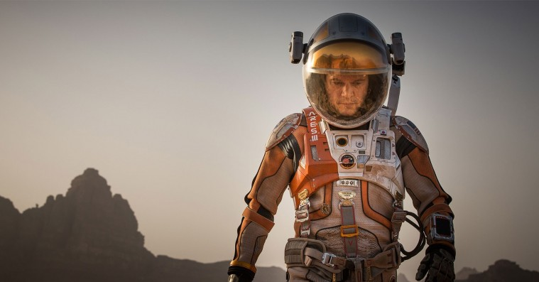 'The Martian' beskyldes for at »hvidvaske« asiatiske roller