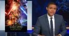 Video: Trevor Noah udstiller racistiske 'Star Wars'-fans i forrygende segment