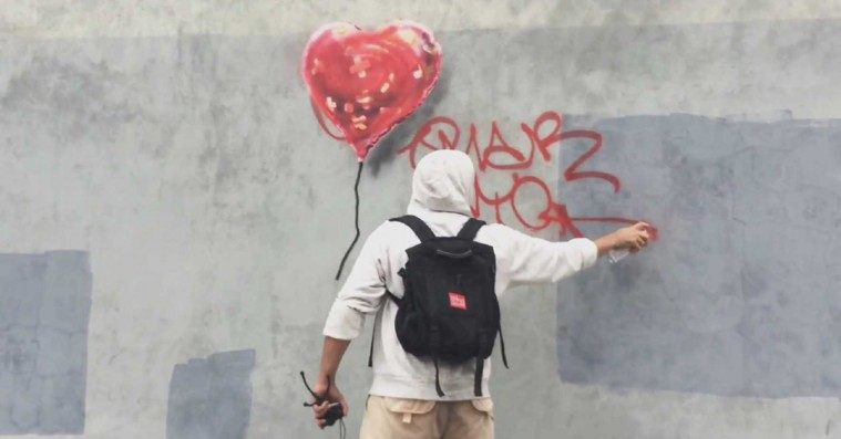 CPH:DOX: 'Banksy Does New York'