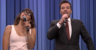 Fallon og Rashida Jones laver Rihanna, Drake og The Weeknd om til Thanksgiving-sange