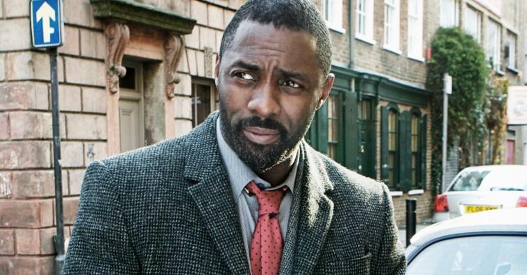 Idris Elba laver komedieserie baseret på sit eget liv