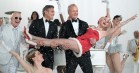 Bill Murray, George Clooney og Miley Cyrus sikrer julestemningen i ny trailer til 'A Very Murray Christmas'