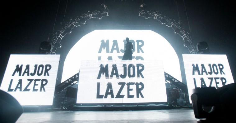 Hør Major Lazers kraftfulde 'Powerful'-remix med D.R.A.M. som gæst