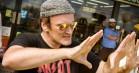 Tarantino gider ikke Netflix – foretrækker sit eget bibliotek på 8000 film