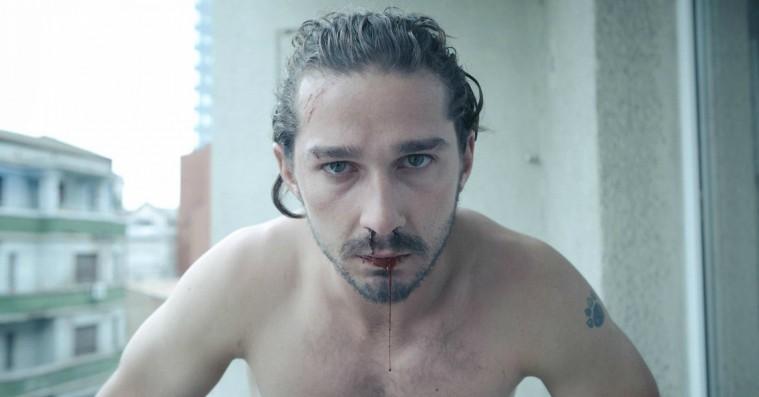 Shia LaBeoufs seneste performancekunst-projekt bliver bombarderet af trolls