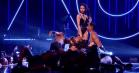 Se FKA Twigs' vilde danseoptræden fra MOBO-prisuddelingen