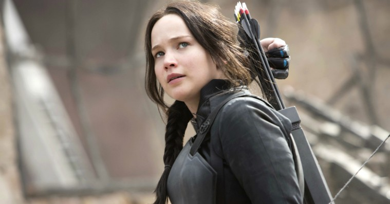 'The Hunger Games: Mockingjay – del 2'