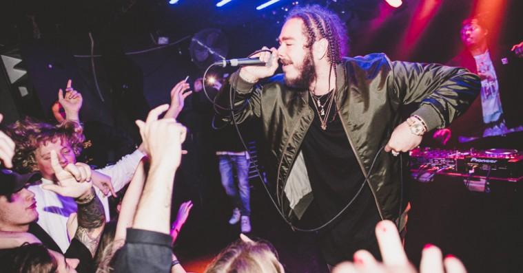 Hiphop-fænomenet Post Malone giver dansk koncert – hør ny single med Justin Bieber