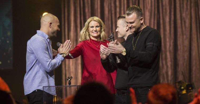 Danish Music Awards: Se hvem der løb med alle priserne