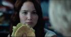 Comedy-guld: Katniss Everdeen er sygeligt vild med pitabrød – se sammenklippet
