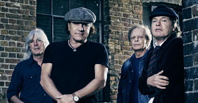 AC/DC vender tilbage til Danmark –koncert til sommer