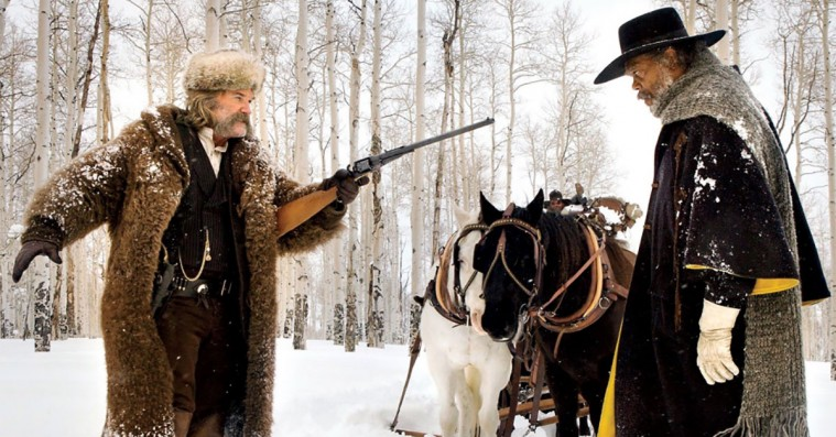 Harvey Weinstein inspirerede Tarantinos misogyne dusørjæger i 'The Hateful Eight'