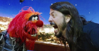 Intens drum-off: Dave Grohl vs. Animal fra The Muppets