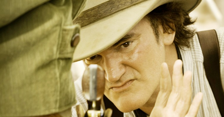 Tarantino django