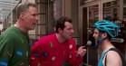 Video: Will Ferrell og Billy Eichner overfalder tilfældige New Yorkere med julespørgsmål