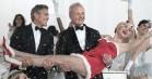 'A Very Murray Christmas': Bill Murray gør dig i julehumør med mad, sprut og flotte mennesker