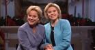 Amy Poehler og Tina Fey genopliver Clinton og Palin i veloplagt 'SNL'-sketch