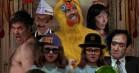 'The Shining' genindspillet i fjerkræ-forlystelsespark er en sygeligt bizar omgang