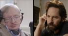 Se Paul Rudd og Stephen Hawking spille kvanteskak med Keanu Reeves som fortæller