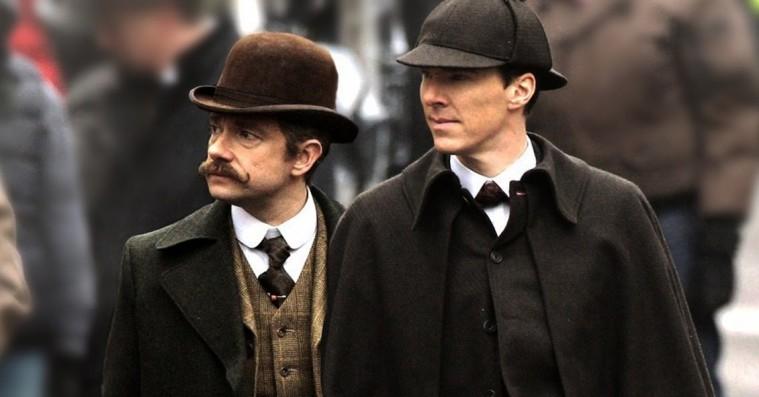 'Sherlock: Den afskyelige brud'