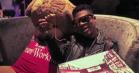 Video: iLoveMakonnen danser New York tynd (og hygger med kæmpebamse) i hyldest til Gucci Mane