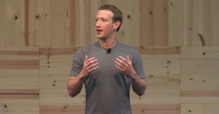 Mark Zuckerberg deler billede af sin garderobe: Har stadig kun college-kluns