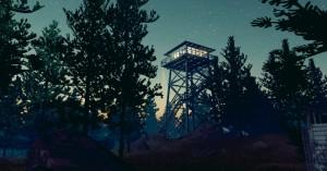 'Firewatch' er en psykologisk thriller for ensomme brandvagter