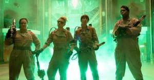 Leslie Jones kritiserer kommende 'Ghostbusters'-film: Et Trump-agtigt »dick-move« at ignorere kvindecastets reboot