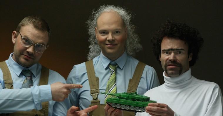 Duoen bag 'TurboModul': »Der var patent på svigt, hvor vi voksede op«