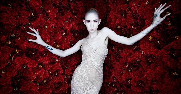 Grimes udgiver foreløbig trackliste til kommende album – samt vilde beskrivelser af fire sange