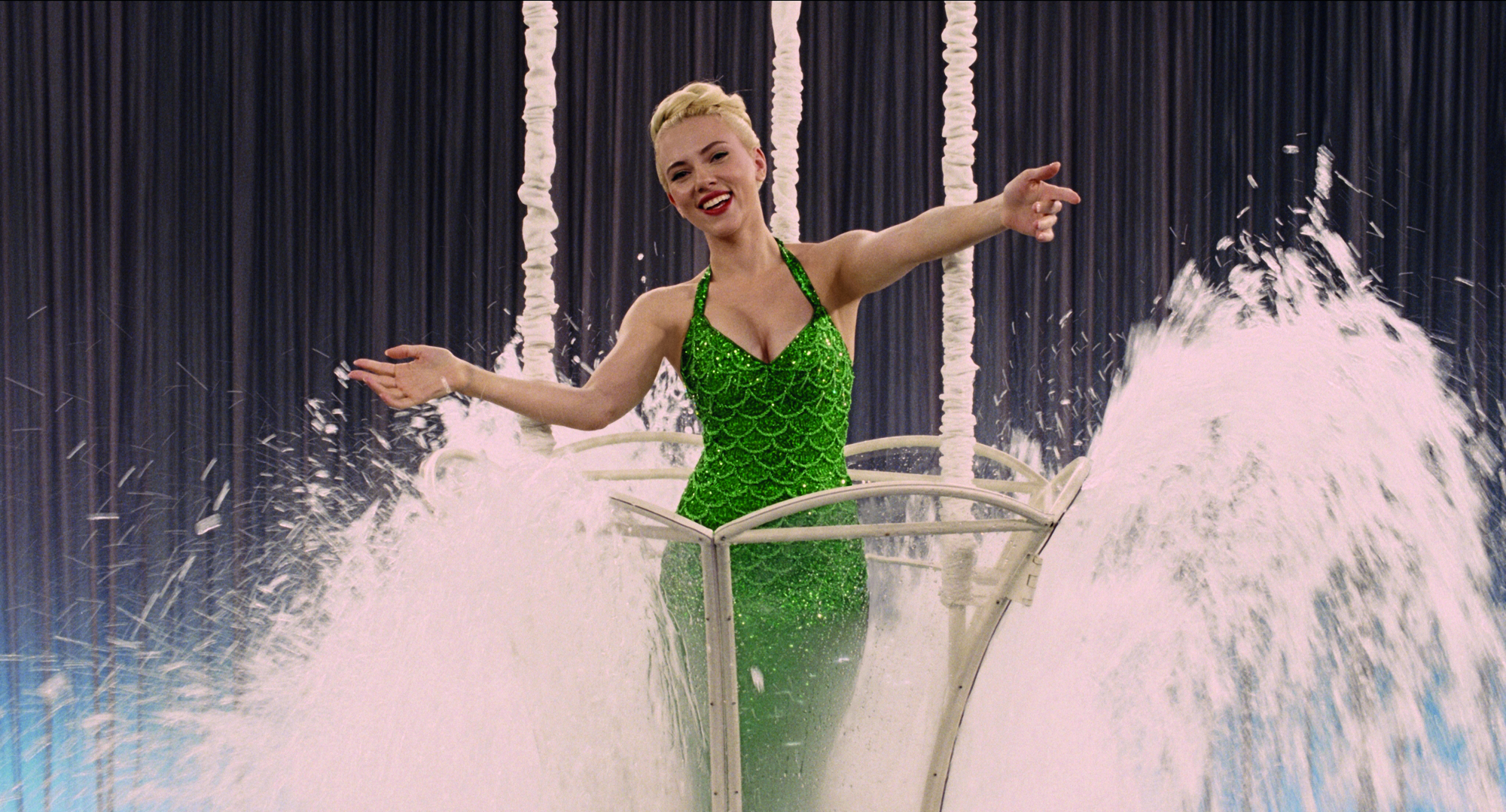 Hail Ceasar Scarlett Johansson